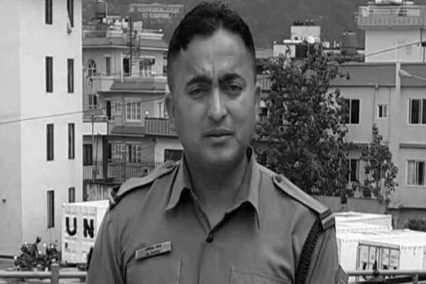 कञ्चनपुरमा सशस्त्र प्रहरी बलका एक जना सहायक हवल्द्धारको मृत्यु