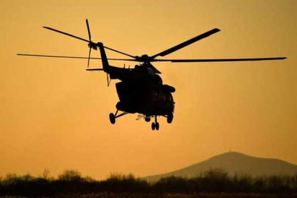 मार्बलले किचेर गम्भीर घाइते बनेका कामदारको हेलिकोप्टरबाट उद्धार