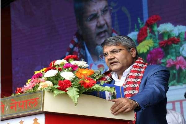 सङ्घीयताको सफल कार्यान्वयन प्रदेश नं २ ले गर्छ : मन्त्री बाँस्कोटा