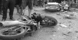 सर्लाहीमा दुई  मोटरसाइकल एकापसमा ठोक्किँदा दुई जनाको मृत्यु, चार जना घाइते