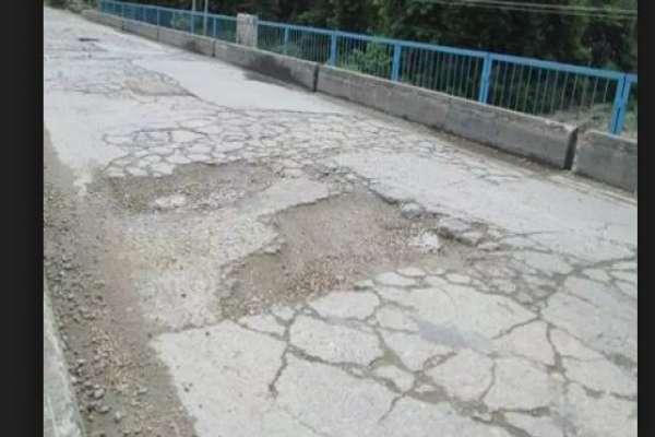 रातु पुलमा नौ महीना नबित्दै भ्वाङ