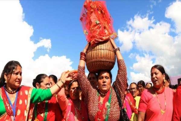 सुदूरपश्चिम प्रदेशवासिको महान चार्ड गौरा पर्व सुरु, कुन-कुन दिन कसरी कसरी मनाइन्छ ?